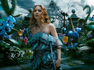 Alice In Wonderland Tim Burton. Alice In Wonderland Starring: