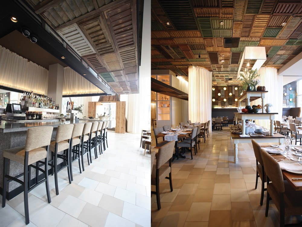 Continue After The Jump And Take A Tour Of Ella Dining Room Bar Courtesy UXUS