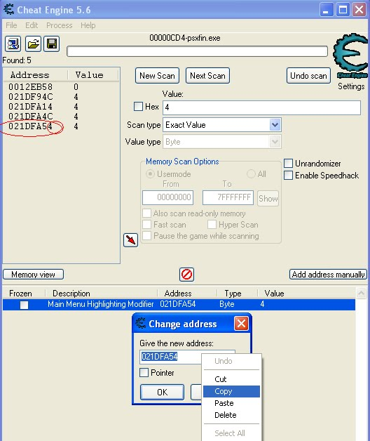 how to use gameshark on psx