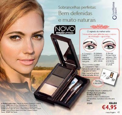 maquilhagem de olhos e rosto 2010