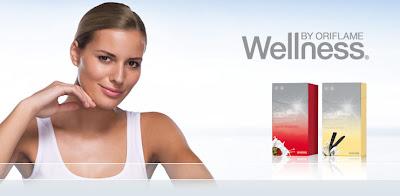 batidos oriflame wellness