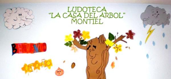 """LUDOTECA """"LA CASA DEL ÁRBOL"""" MONTIEL"""