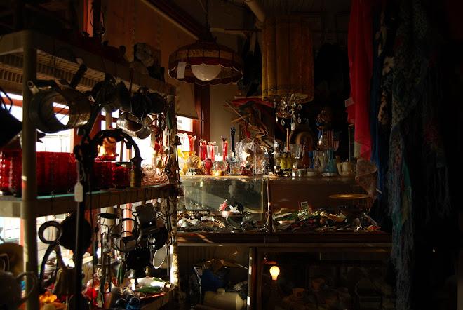 Treasure Store.