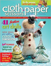Cloth Paper Scissors December 2009