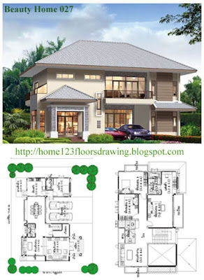 Beautiful Home House Plans