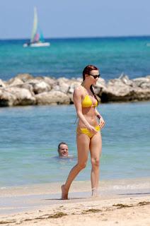 Ashlee Simpson Bikini Nude Photos