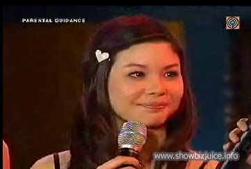 Fretzie Bercede – Pinoy Big Brother (PBB) Teen Clash 2010