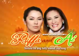 Ruffa And Ai - ABS-CBN