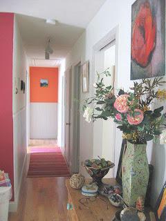 Color y decoraci n de pasillos - Pasillos largos y estrechos como pintarlos ...