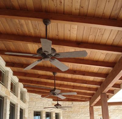 C mo pintar cielos rasos de madera - Como pintar techos ...