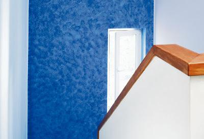T cnica del esponjado pintar con esponja - Formas de pintar paredes interiores ...