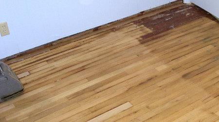 Como pulir pisos de madera - Como lijar madera ...