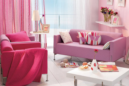 Fabrica de pinturas pinturastauroventaonline pintura - Cocinas rosa fucsia ...