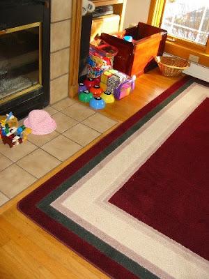 Carpet boundary