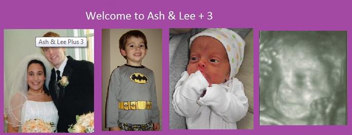 Ash & Lee Plus 3