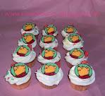 Cupcakes di Winnie the Pooh