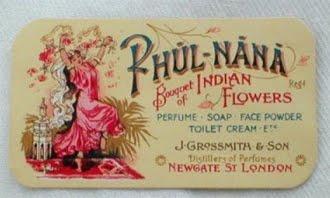Phul-Nana Eau de Parfum Vintage
