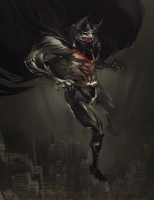 Real Batman Man-Bat