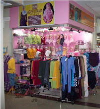 Ruzika Moslem Outlet Bogor Trade Mall lt.Ground A9/5