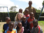 My heart is in Africa
