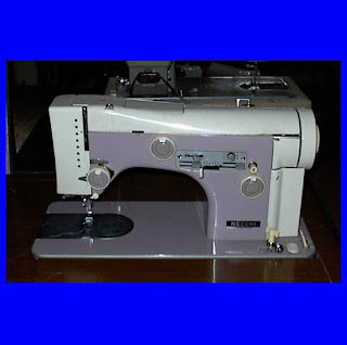 Vintage Sewing Machines: Wanna Necchi? on