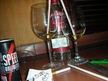Los grados de alcohol empiezan a tener su efecto
