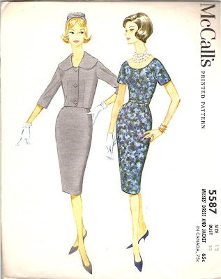 Vintage Sewing Patterns | Retro Out of Print, Discontinued, Dress