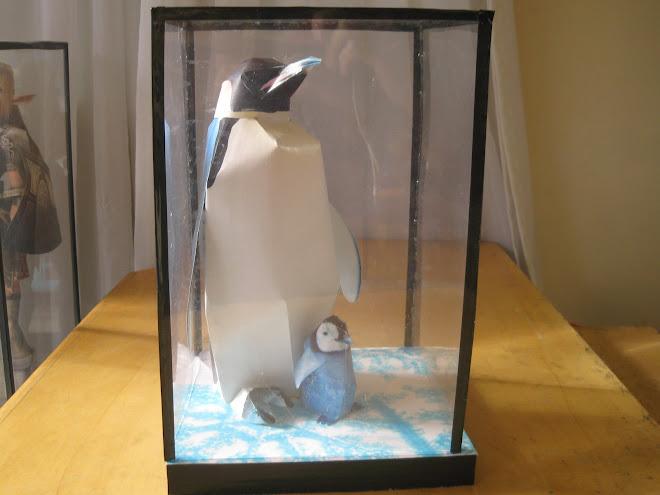 Pinguim Pai e Filho