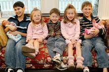 City Jen's Family