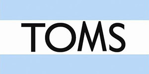 A member of Team TOMS Shoes