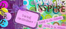 Guest Designer for the Daring Cardmakers April 2010