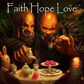 Coletânea FAITH HOPE LOVE