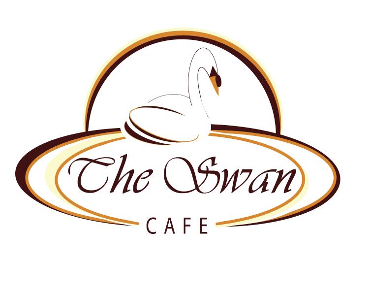 Logotipo The Swan Café