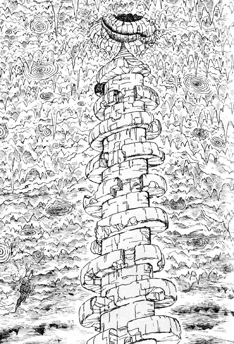 Uzumaki – Vòng Xoắn Ốc chap 19 – Kết thúc Trang 9 - Mangak.info