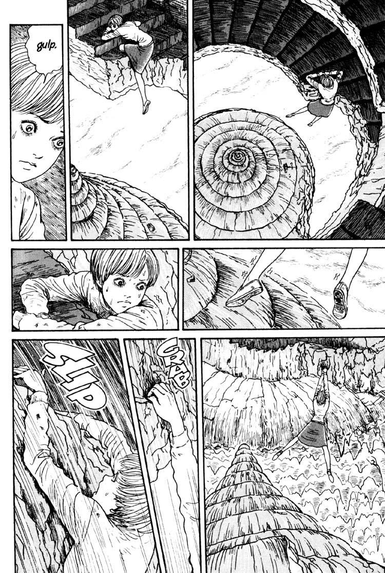 Uzumaki – Vòng Xoắn Ốc chap 19 – Kết thúc Trang 10 - Mangak.info