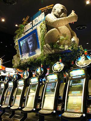 slot machines king kong cash