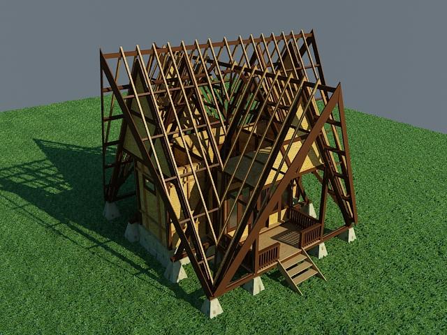 garasi studio design green architecture