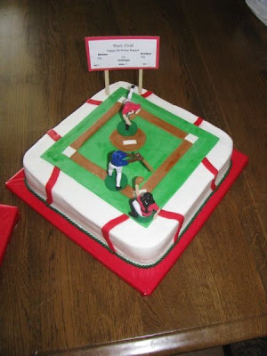 Baseball Birthday Cake on Love  Eden  Cake    Baseball Field Birthday Cake  Smash Cake