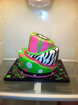 topsy turvey cakes