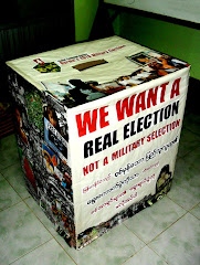 real elections in Burma!