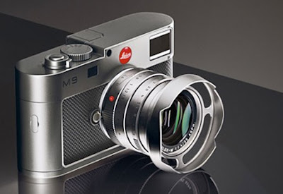 new Leica M9 Titanium