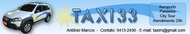 Taxi 33 - Turismo em Natal
