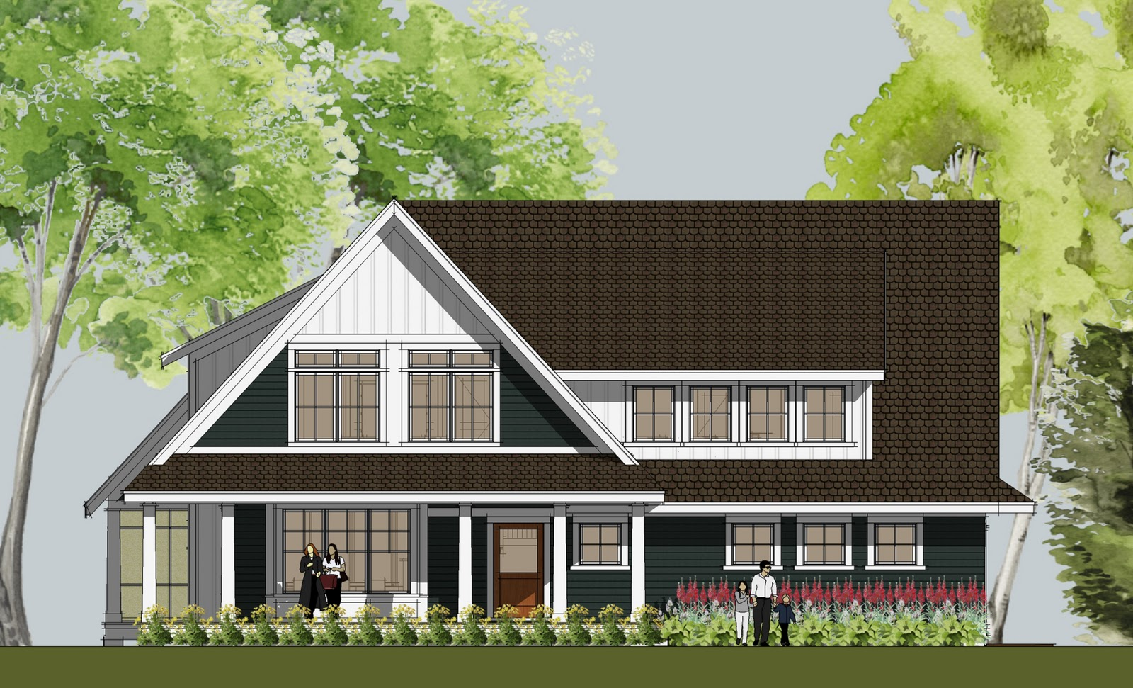 Simple elegant house plans ideas photo gallery house Elegant farmhouse plans