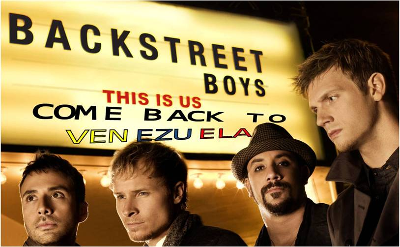 BSB Come Back to Venezuela