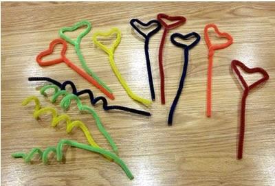 Pre K Valentine Crafts