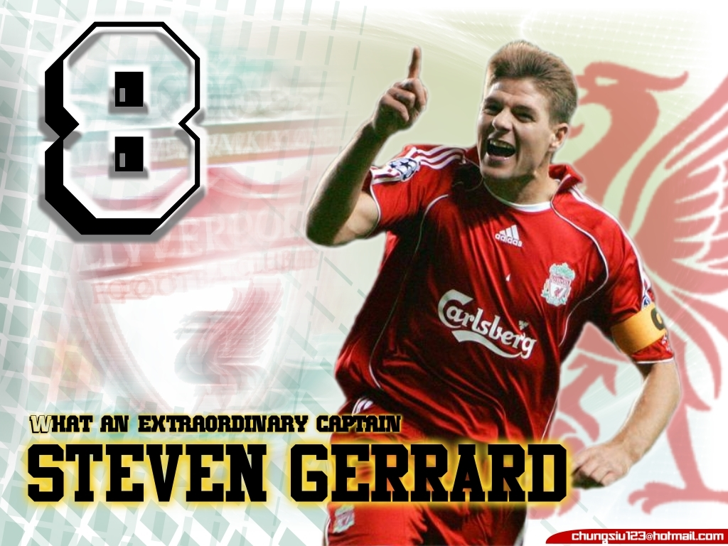 Steven Gerrard will not