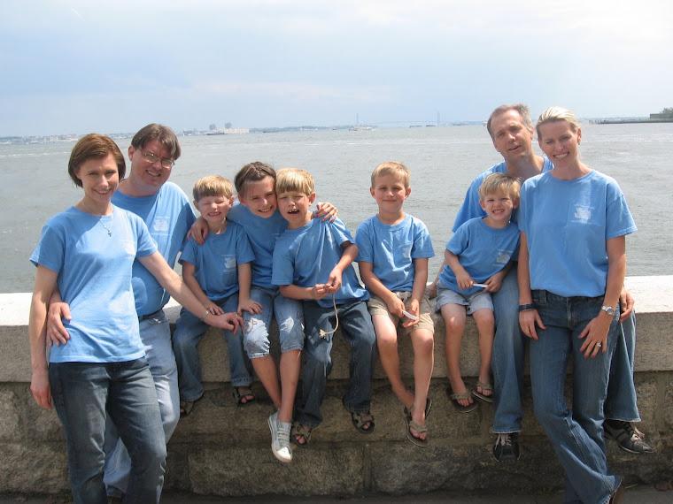 Summer Road Trip 2008