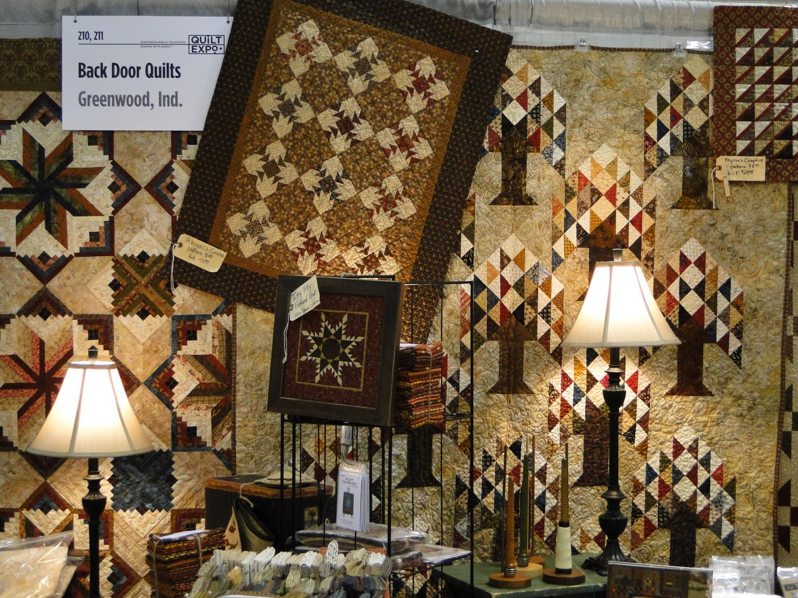 Heartspun Quilts Pam Buda Contest Winner Part Two Of The