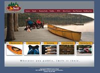 Swift Outdoor Centre Website