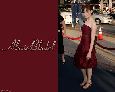 I simply adored Alexis Bledel